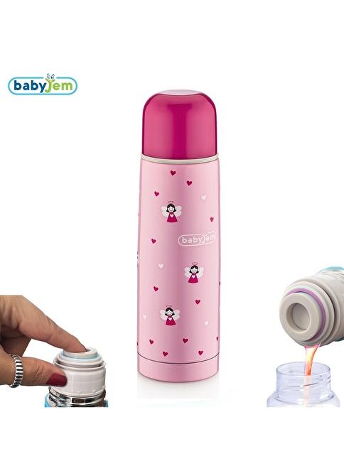 Baby Jem Babyjem Bebek Termosu 500Ml  Pembe